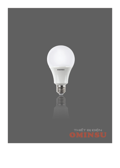 Led Bulbs 01V (3W).
