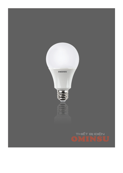 Led Bulbs 02V (5W).