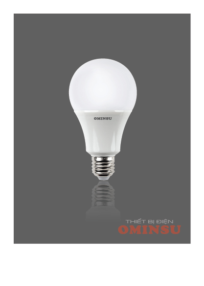 Led Bulbs 03V (7W).